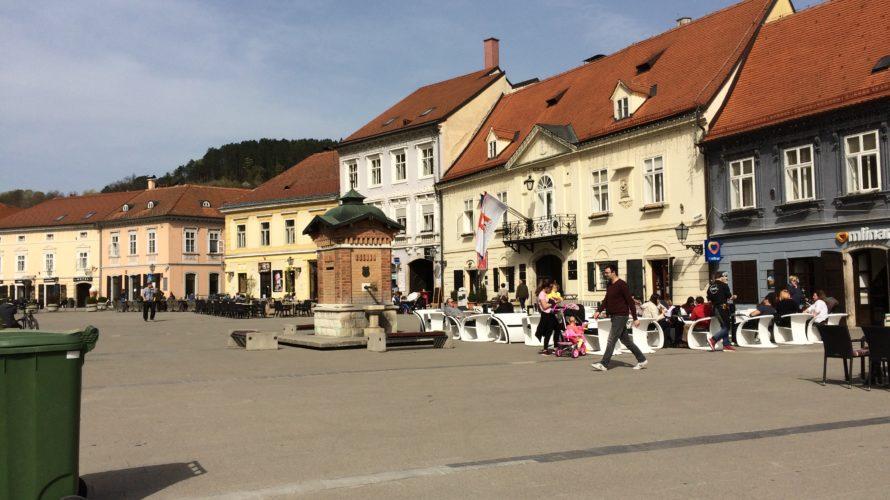 クロアチアに来てから4年経ちました.
